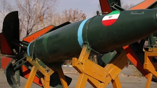 Iran Converts Regular Bombs to Retarded bombs تبديل بمب هاي معمولي به بمب هاي تاخيري ايران