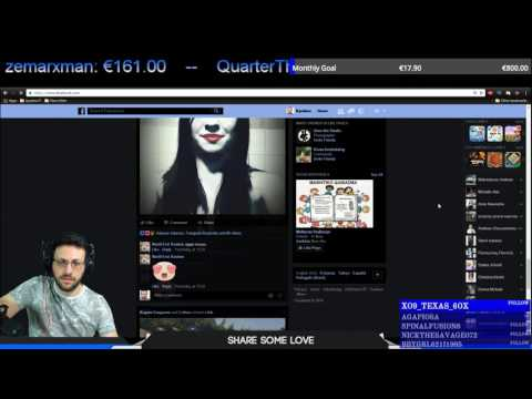 How to dark theme facebook/twitter/twitch/emails.......