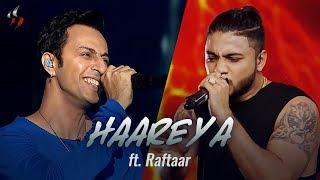 Haareya   Salim Merchant ft. Raftaar   Mtv Hustle   Salim Sulaiman