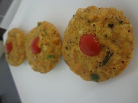 Healthy breakfast recipe | Oats idli recipe | How to make instant oats idli | weight loss recipe