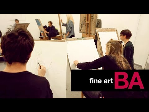 Fine Art Overview, School of Arts - Oxford Brookes University.