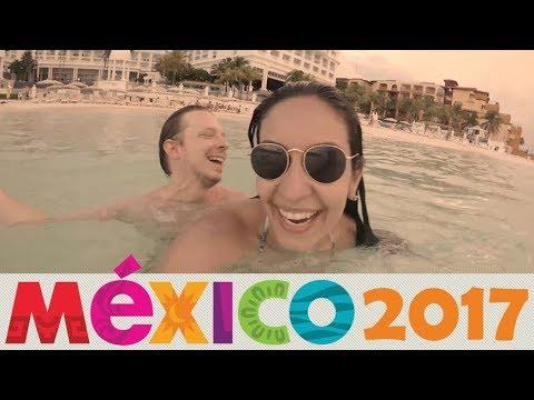 México 2017 - Cancún / Tulum / Playa del Carmen / Isla Mujeres GoPro Dji Osmo Lumix G7 2018 English