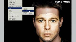 Photoshop Cs5 Tutorial Simple Face Replacement Face Swap In 3 Minutes