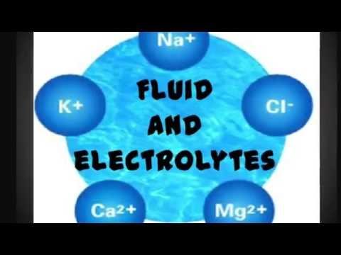 Electrolytes? Alkaline water? Bottled water?