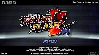 Super Smash Flash 2 Mod de zero vs megaman X