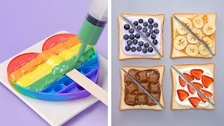 My Favorite Cakes And Desserts Recipes Compilation | So Yummy Cake Tutorials | Cookies Inspiration