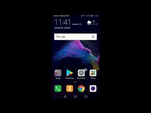 iPhone emoji Huawei telefonokra! [Tutorial]