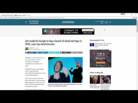 How to Share That Awesome Webpage With One Click