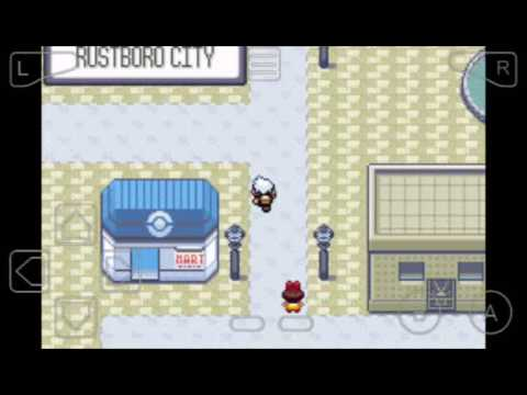 Pokemon Ruby EP.2 Almost getting my first badge