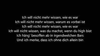 Juju feat. Henning May - Vermissen Lyrics