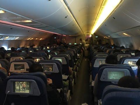 Air Canada Flight Experience : AC15 YYZ-HKG