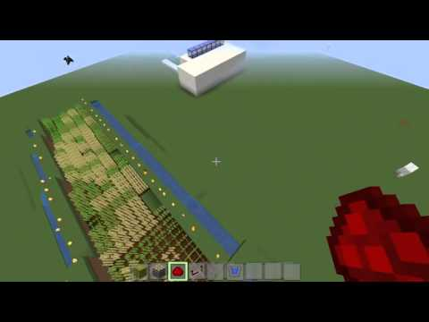 Minecraft:Automated Watermelon Farm