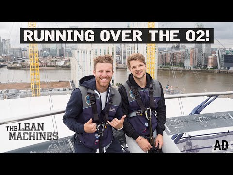 RUNNING OVER THE O2!