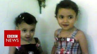 Syria shelling: