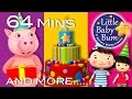 Happy Birthday Song Plus Lots More Nursery Rhymes 64 Minutes Compilation From LittleBabyBum mp3
