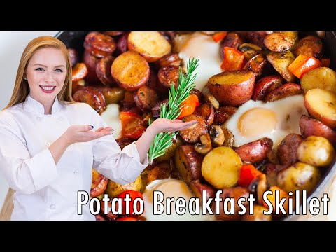 Potato Breakfast Skillet with Sausage