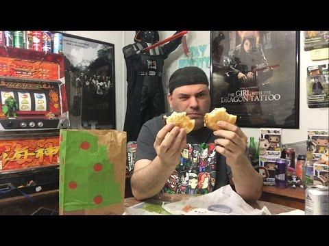 Burger King vs McDonald's - Sausage Biscuit