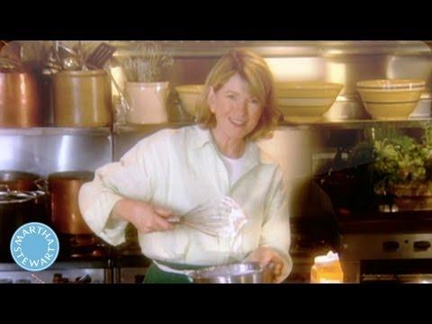 How to Make Creme Fraiche - Throwback Thursday - Martha Stewart