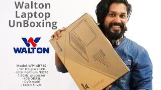 Walton laptop Unboxing model- WP14B71S