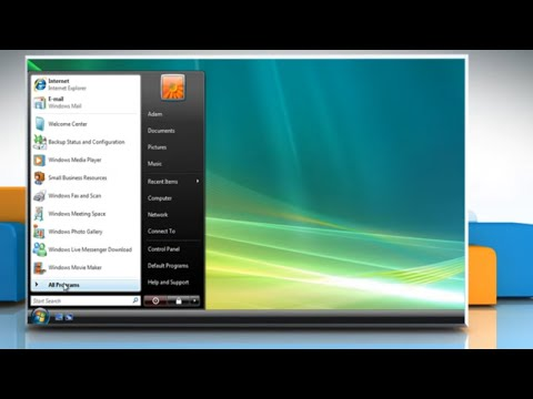 Windows® Mail : How to change outgoing mail server settings on Windows® Vista?