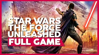 Star Wars The Force Unleashed 1 PC 60FPS Full GameplayPlaythrough No Commentary