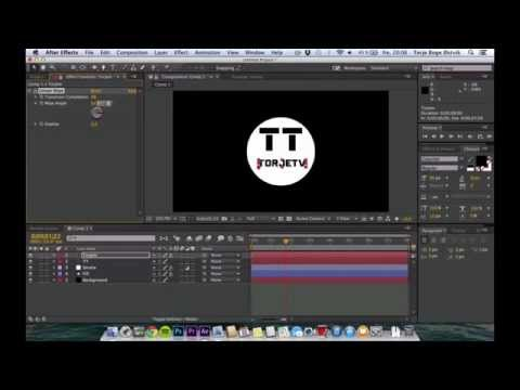 How to make a clean professional intro in After Effects