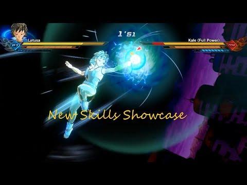 Fun with Mods: New Skills Showcase (Episode 2) [Dragonball Xenoverse 2]