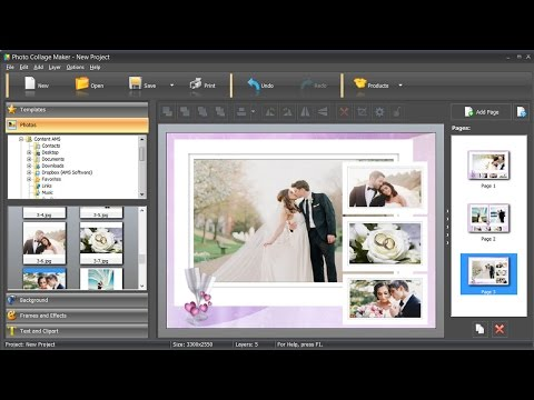 Best Collage Maker for Windows – Create Cool Designs in a Few Clicks!