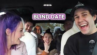 Blind Date With David Dobrik & The Vlog Squad!