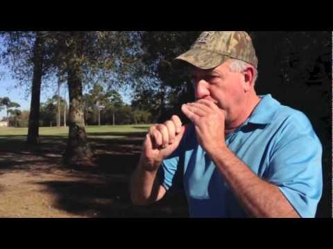Jeff Williams World Champion Duck Call Instruction