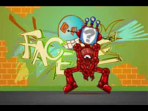 FaceMe Video Booth! - Robot Dance - Boost Your Mood!