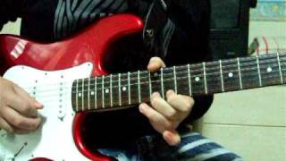 Sweet Child Of Mine Cover Solo