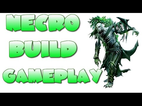 Guild Wars 2 Necromancer Free Account Build + Gameplay - Minions Master