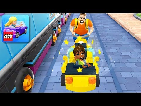 LEGO Friends Heartlake Rush - Gameplay Trailer (iOS, Android)