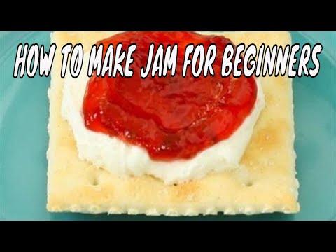strawberry JALAPENO jam especially for beginners
