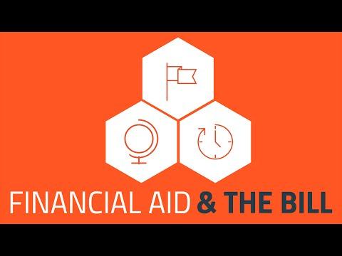 Financial Aid & the Bill