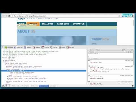 Inspect Element & Troubleshooting CSS in the Browser, Russ Weakley