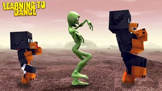 Download Minecraft - LEARNING TO DANCE El Chombo - Dame Tu Cosita Video