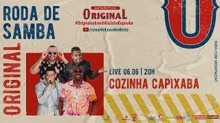 COZINHA CAPIXABA live #fiqueemcasa #comigo samba e pagode