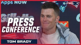 Tom Brady after victory over the Giants: I'm