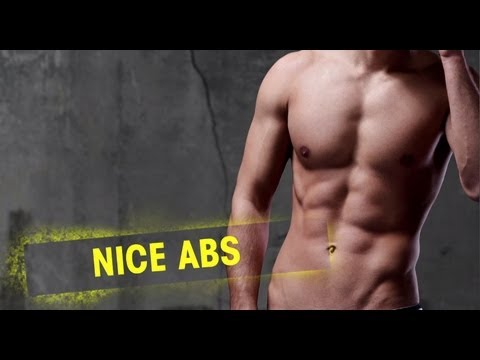 Nice Abs - Best Abs Workout Routine
