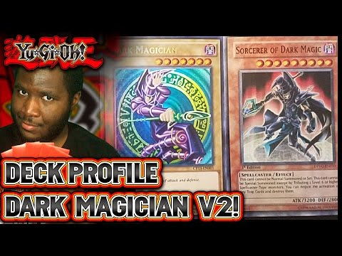 YUGIOH - Dark Magician 2017 Deck Profile! (1/21/17) |