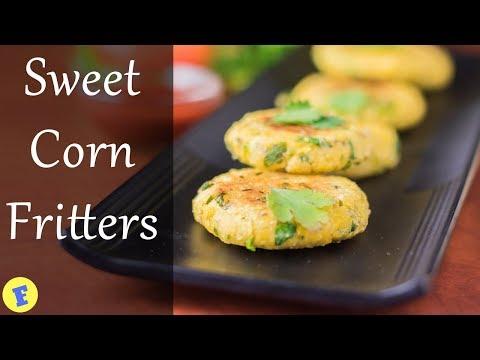 Sweet Corn Cutlets Recipe | Evening Snacks Recipes | Cutlet Recipes