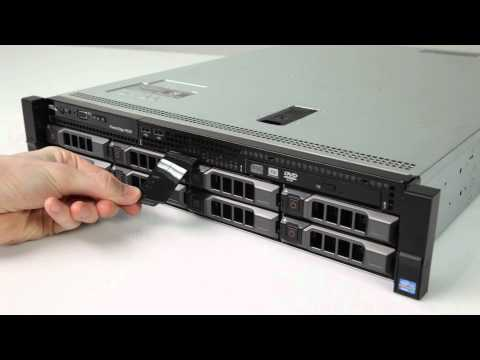 PowerEdge R520 : Express Service Tag