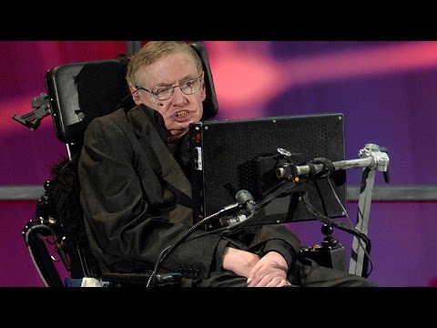 Stephen Hawking - How is he talking?