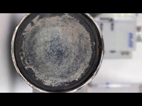 Diesel Particulate Filter Cleaner
