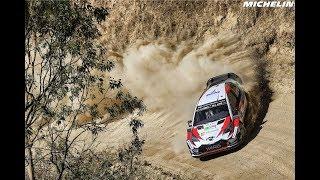 Leg 1 - Top moments - 2018 WRC Rally Mexico - Michelin Motorsport