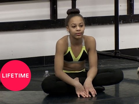 Dance Moms: Moms' Take: Holly's Mad That No One Stuck Up for Nia (S4, E14) | Lifetime