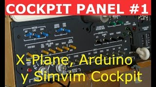 SimVimCockpit beta - ardsimx - xplane: connect mega 2560