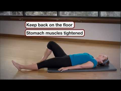 10 Minutes to Stronger Knees